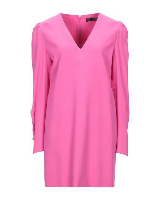 Vestito corto di Versace in Pink
