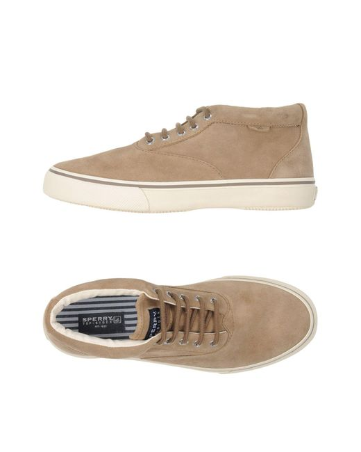 Sperry Top-Sider   Natural Low-tops & Sneakers for Men   Lyst