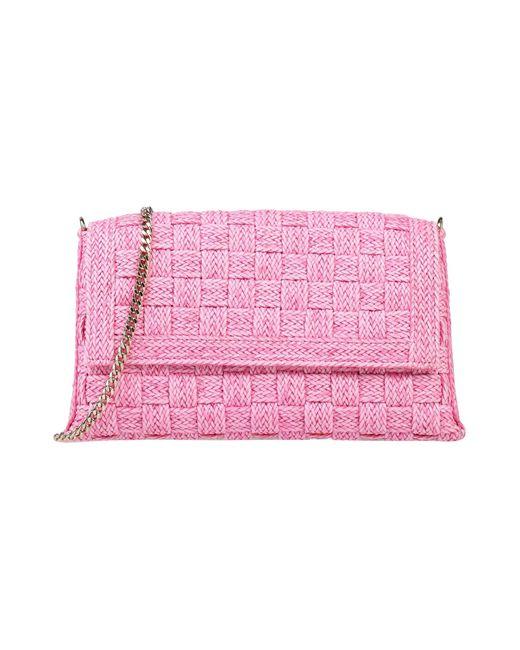 Borsa a mano di Casadei in Pink