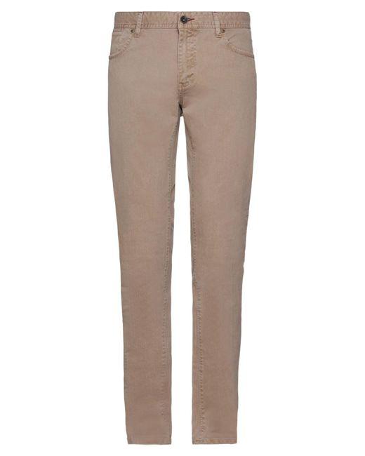 Pantaloni jeans di AT.P.CO in Natural da Uomo