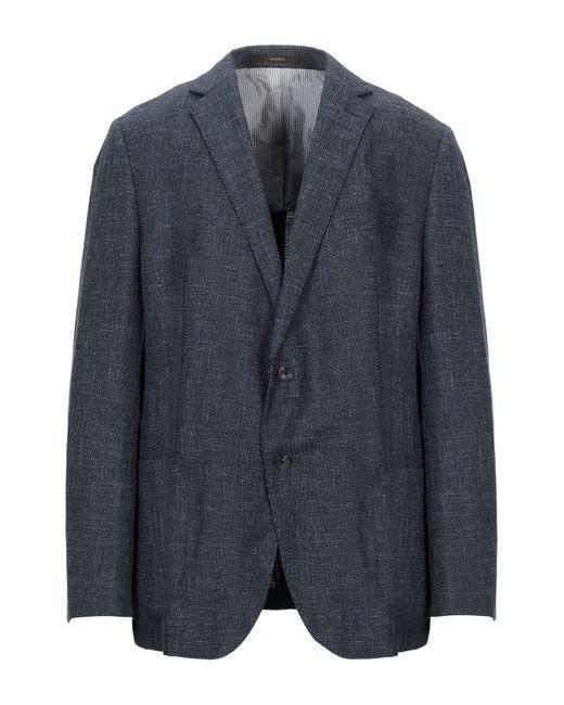 Windsor. Blue Suit Jacket for men