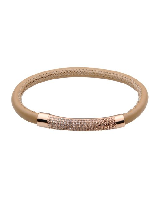 Fossil - Natural Bracelets - Lyst