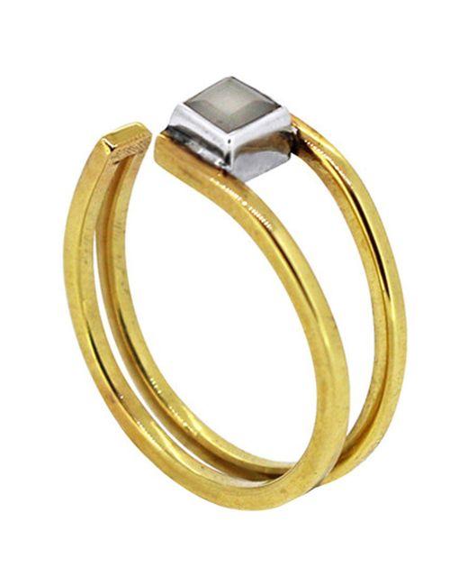 Maya Magal - Metallic Ring - Lyst