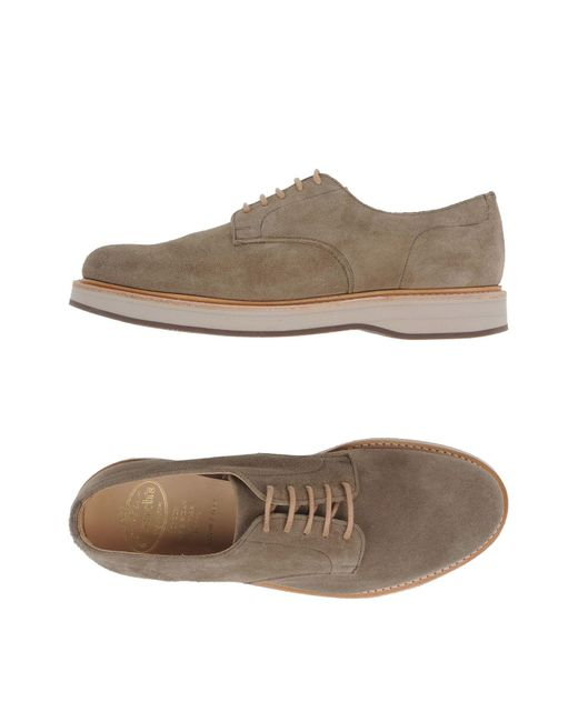 Church's | Natural Lace-up Shoes for Men | Lyst