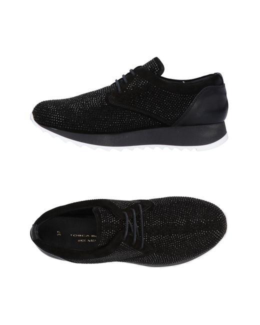 Tosca Blu - Black Low-tops & Sneakers - Lyst