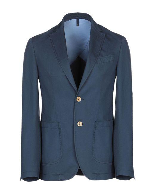 Domenico Tagliente Blue Blazer for men