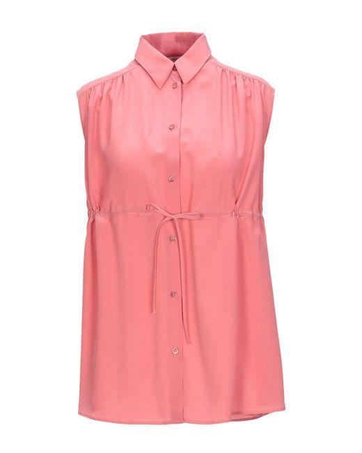 Camicia di M Missoni in Pink