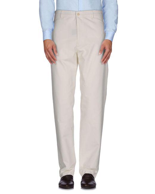Polo Ralph Lauren | White Casual Trouser for Men | Lyst
