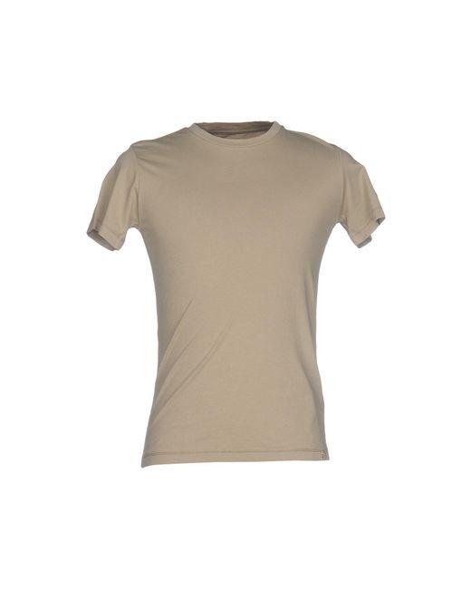 Care Label | Natural T-shirt for Men | Lyst