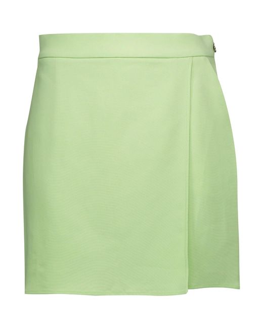 Mini-jupe Just Cavalli en coloris Green