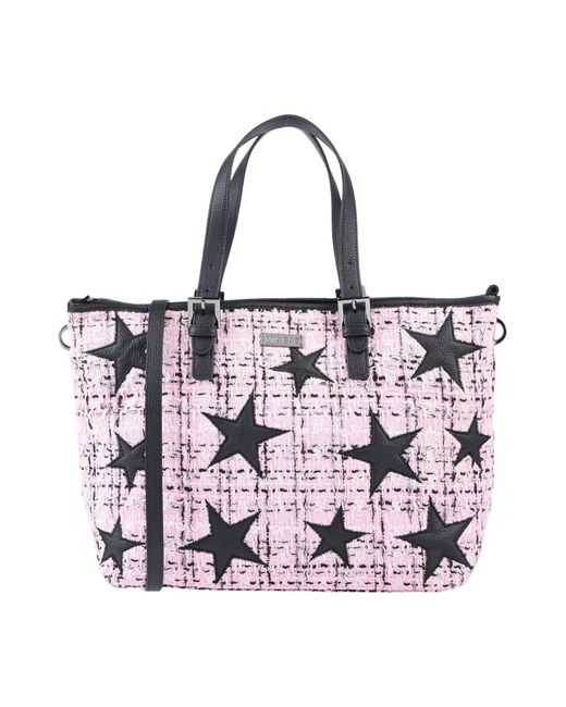 Borsa a mano di Mia Bag in Pink