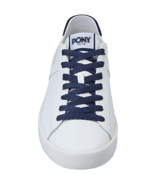 Product Of New York Low Sneakers & Tennisschuhe in White für Herren