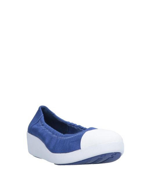 Fitflop Blue Court