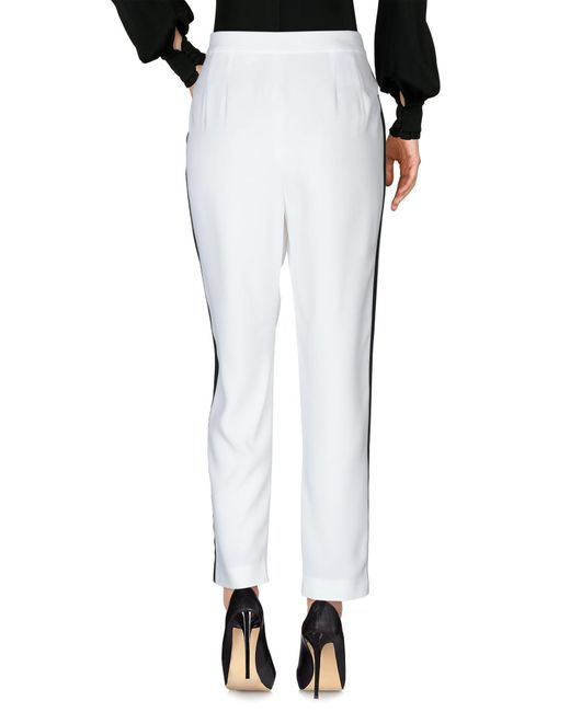 Pantalone di Philosophy Di Lorenzo Serafini in White