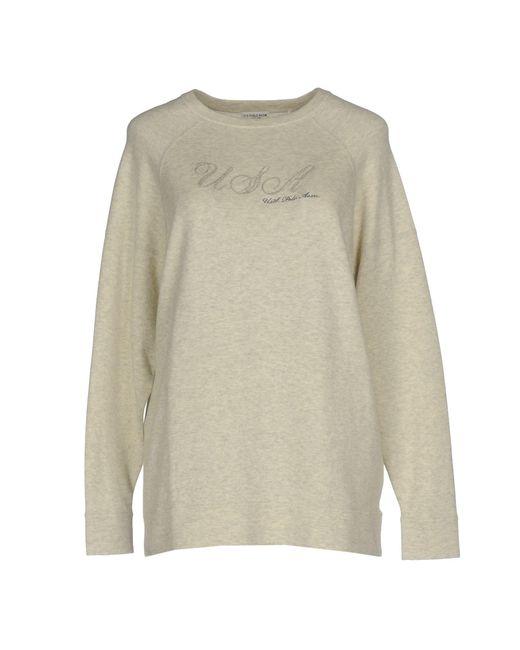 U.S. POLO ASSN. | Gray Sweatshirt | Lyst