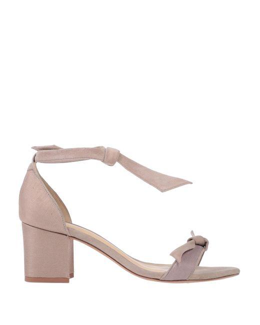 Alexandre Birman Gray Sandals