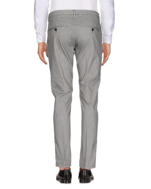 Pantalon en jean Dondup pour homme en coloris Gray