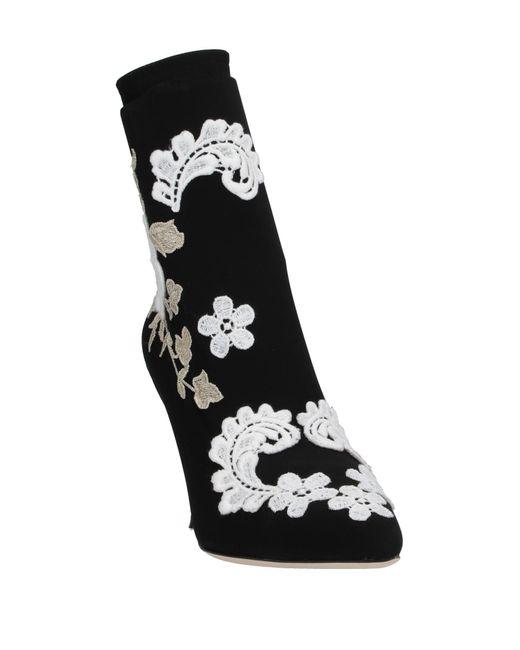 Bottines Dolce & Gabbana en coloris Black