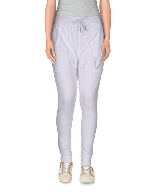 True Religion - White Casual Pants - Lyst