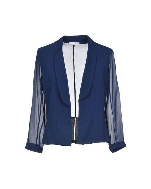 Relish - Blue Blazers - Lyst
