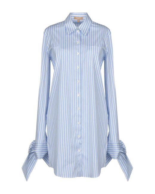 Camisa Michael Kors de color Blue
