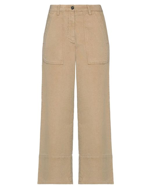 Nine:inthe:morning Natural Casual Trouser