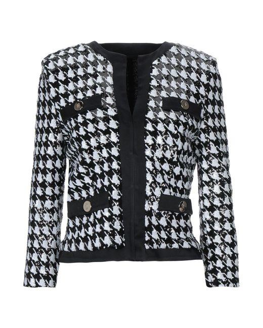 W Les Femmes By Babylon Black Suit Jacket