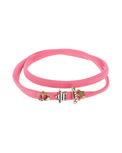 Marc Jacobs Pink Bracelet