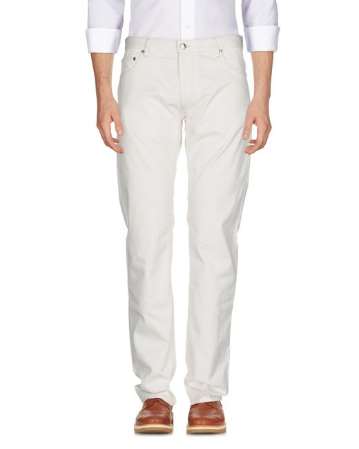 Marina Yachting - White Casual Trouser for Men - Lyst