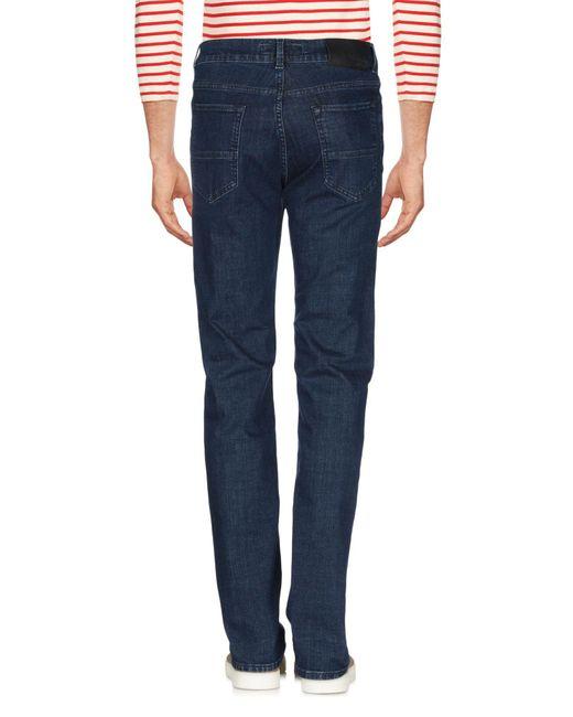 Pantaloni jeans di Trussardi in Blue da Uomo