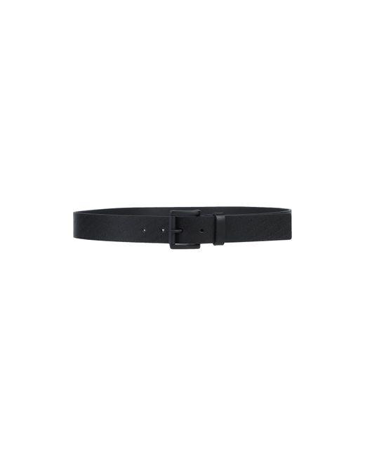 Cintura di Trussardi in Black da Uomo