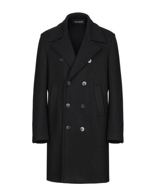 Manteau long Neil Barrett pour homme en coloris Black