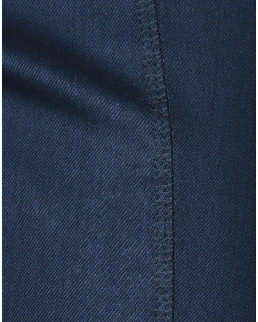 Guess Leggings femme de coloris bleu jOe35