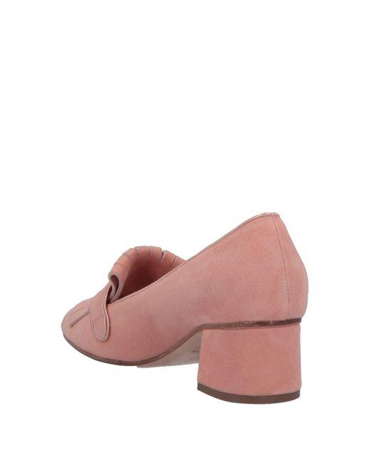 Mocasines The Seller de color Pink