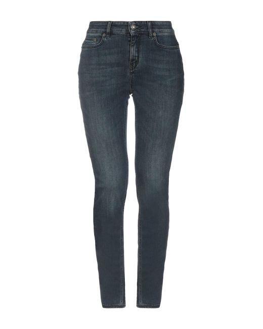 Drykorn Blue Denim Pants