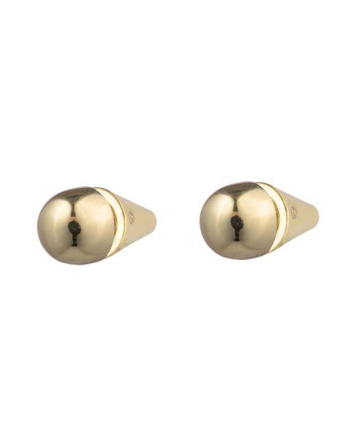 Eddie Borgo Metallic Earrings
