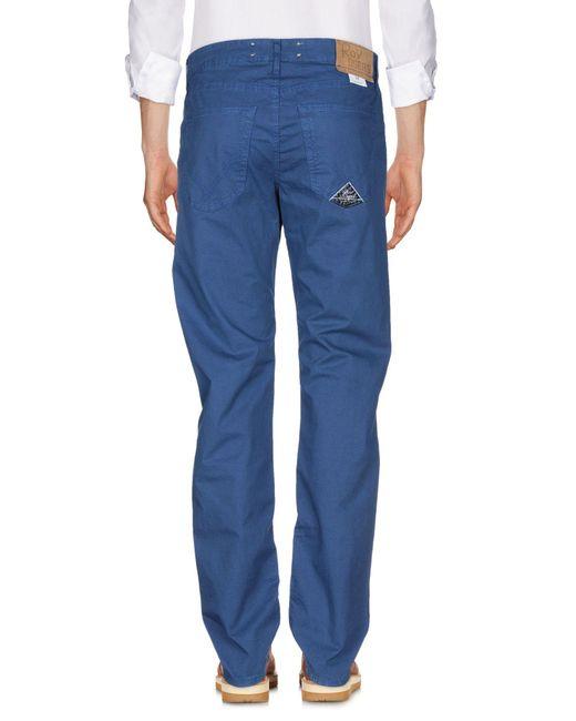 Roy Rogers Hose in Blue für Herren