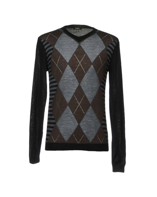 CoSTUME NATIONAL | Brown Sweaters for Men | Lyst