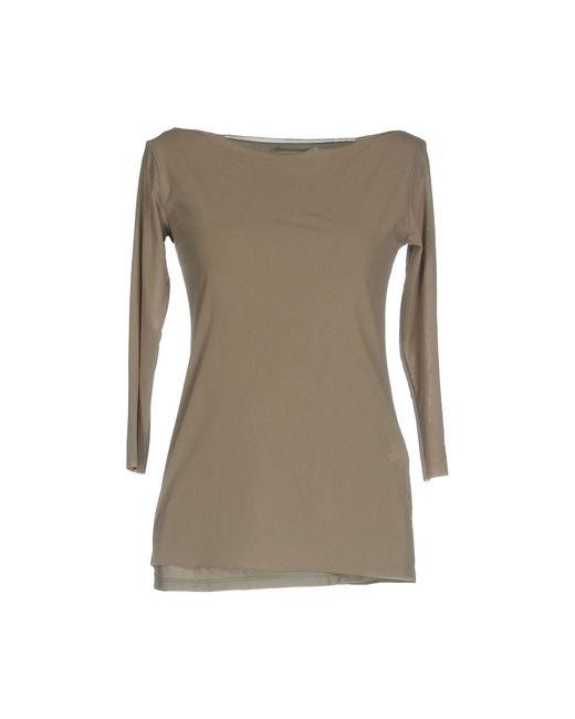Almeria - Gray T-shirt - Lyst