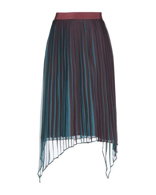 Jupe mi-longue By Malene Birger en coloris Blue