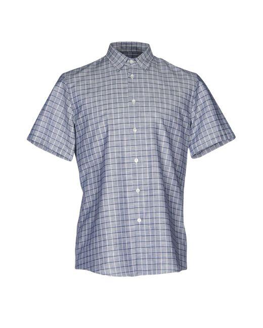 Camicia di Dondup in Blue da Uomo