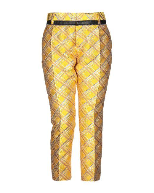 Pantalon DSquared² en coloris Yellow