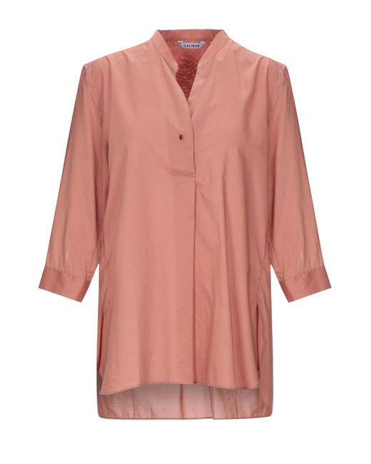 Blusa di Caliban in Pink