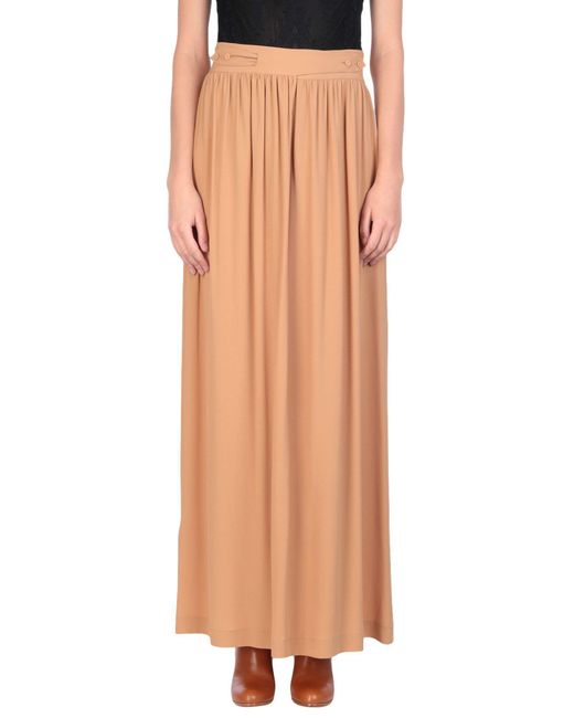 Mauro Grifoni Multicolor Long Skirt
