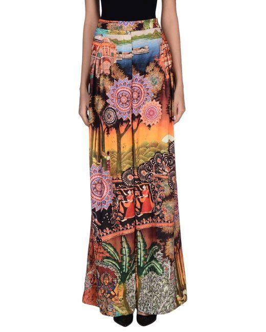 Pantalones Stella Jean de color Orange