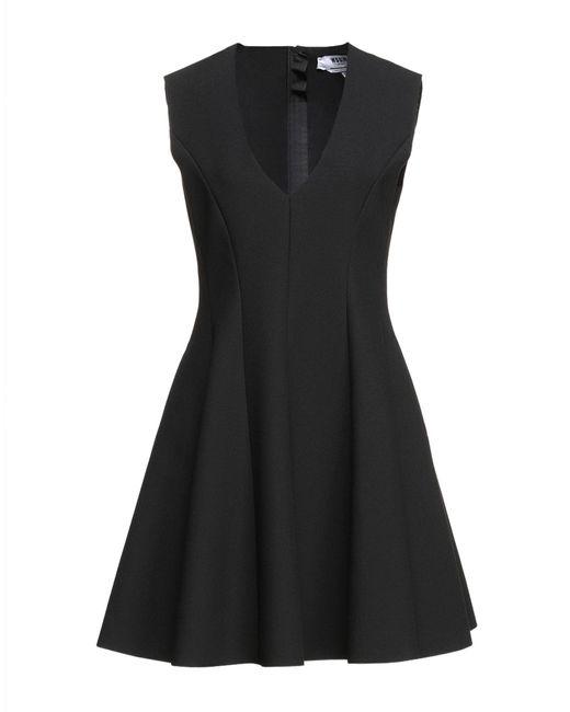 Vestito corto di MSGM in Black