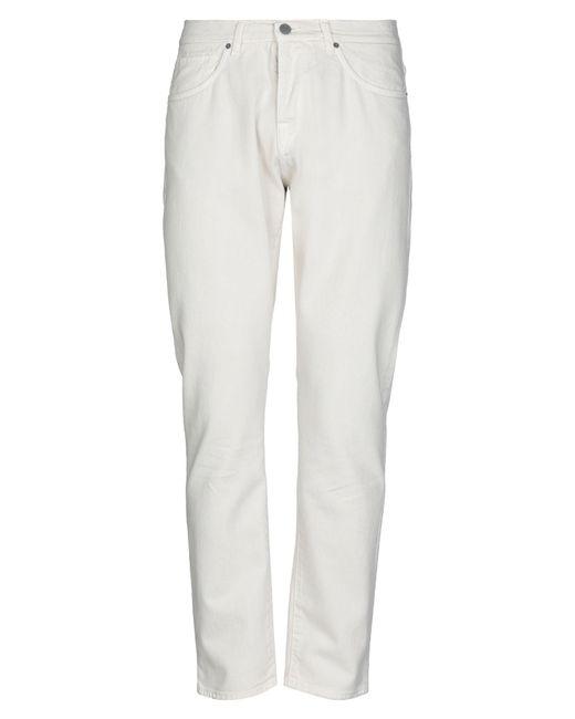 2W2M White Denim Pants for men