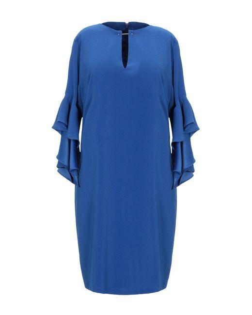Minivestido Hanita de color Blue