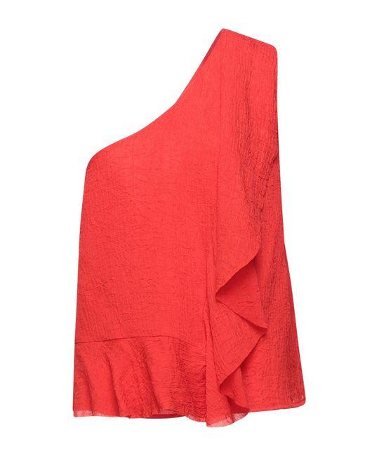 Top di Silvian Heach in Red