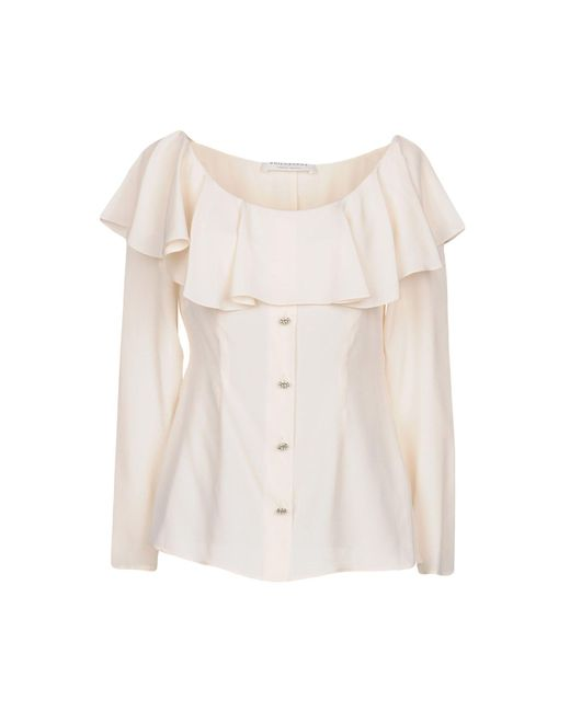 Philosophy Di Lorenzo Serafini - White Shirt - Lyst